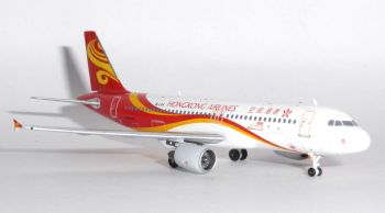 Airbus A320 Hong Kong Airlines Diecast Collectors Model Scale 1:400 B-LPK E